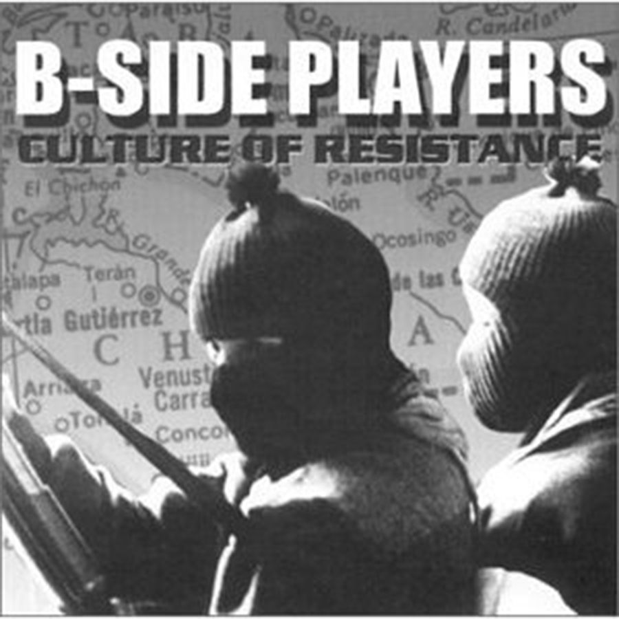 1999 Culture Of Resistance Cover