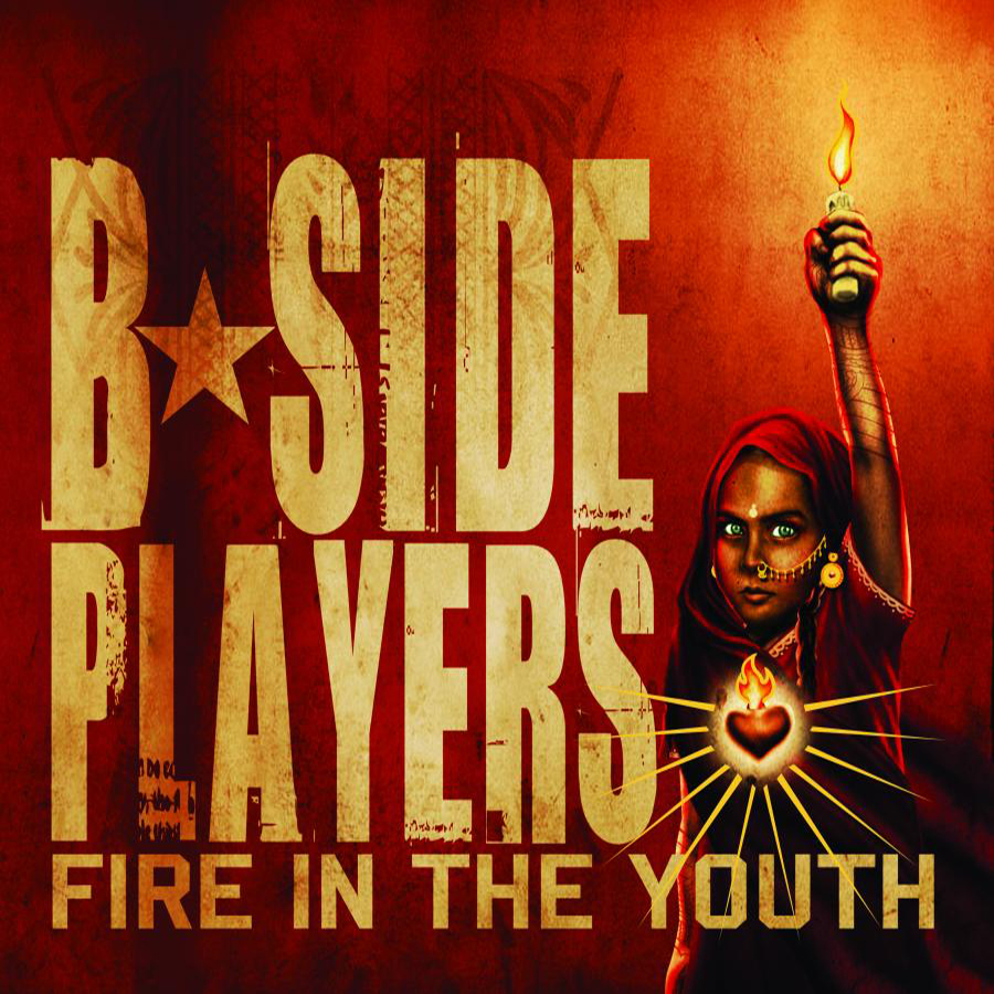 Fire In The Youth Cover