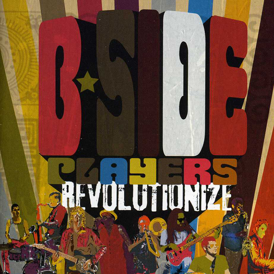 Revolutionize Cover