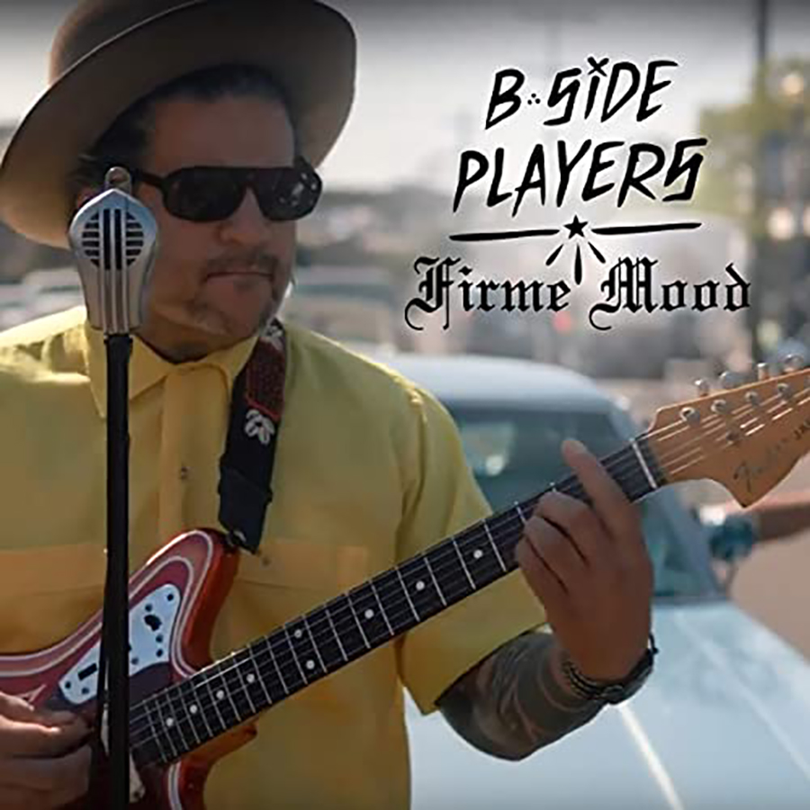 Firme Mood Cover